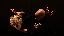 Louise Lecavalier/Fou Glorieux: Battleground
